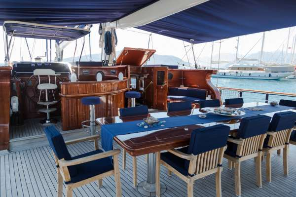 Yacht BLUE EYES - 19