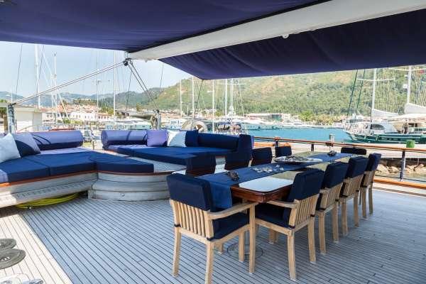 Yacht BLUE EYES 3