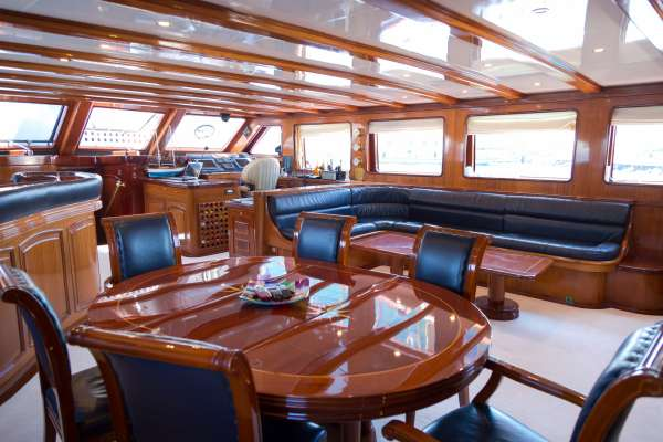 Yacht BLUE EYES - 5