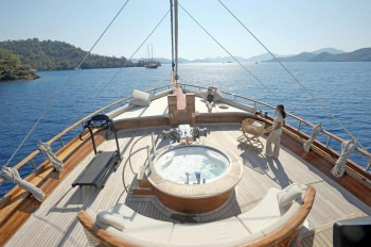 Yacht MARE NOSTRUM - 15