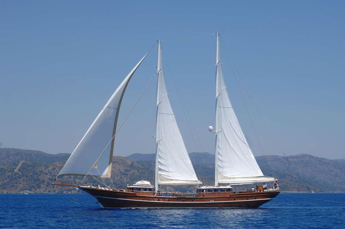 Yacht MARE NOSTRUM 3