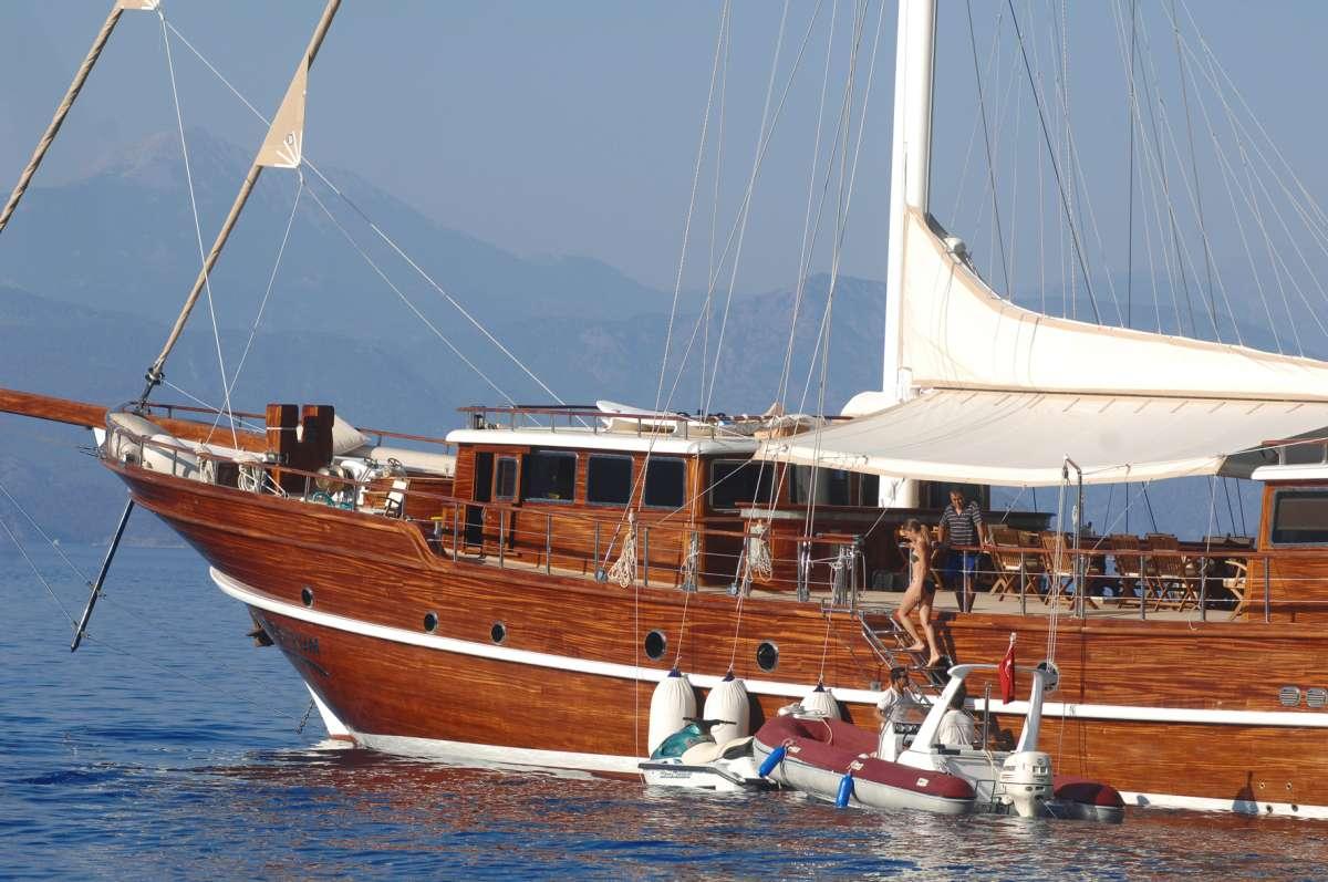 Yacht MARE NOSTRUM - 4