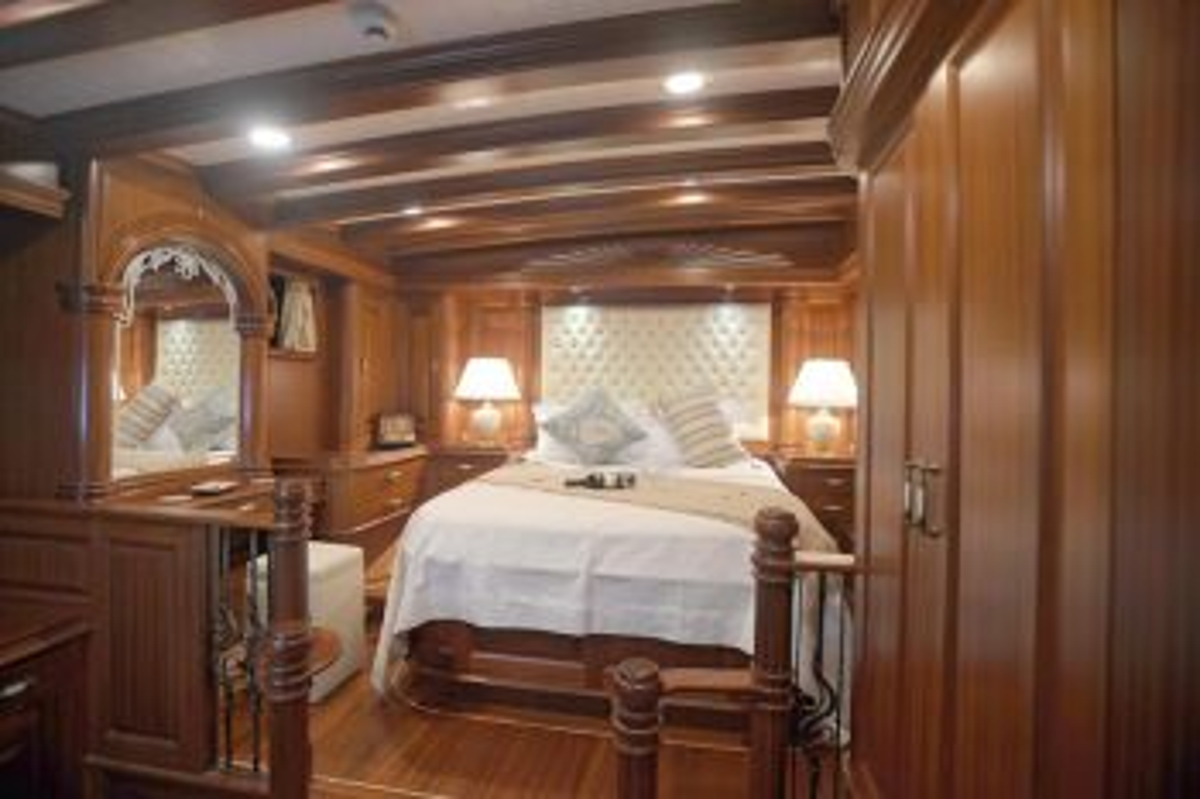 Yacht MARE NOSTRUM - 9