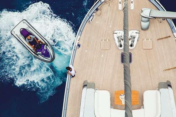 Yacht MERLIN - 9