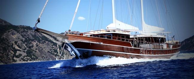Yacht NURTEN A