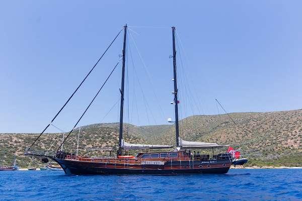 Yacht PRINCESS KARIA II 2