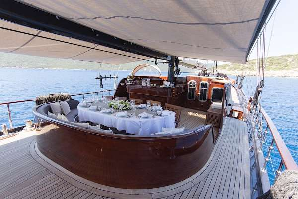 Yacht PRINCESS KARIA II 3
