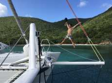 Yacht Invictus customer review image