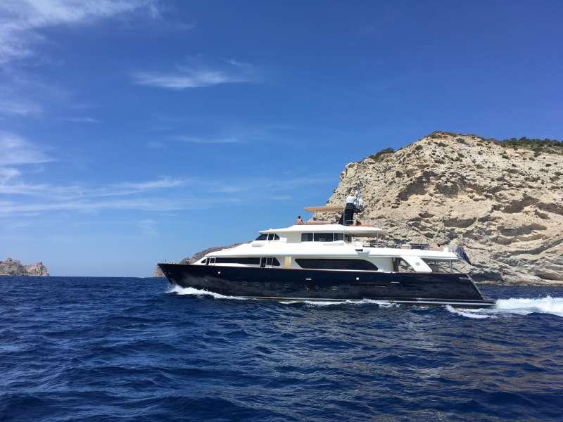 Yacht CONQUISTADOR