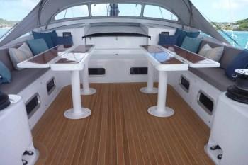 Yacht LEOPARD 3 - 4