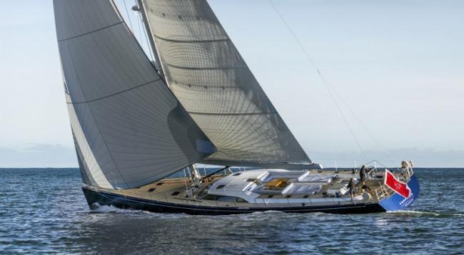 Yacht FARFALLA
