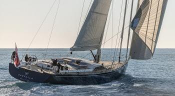Yacht FARFALLA 2