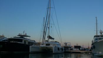 Yacht MAGEC - 19