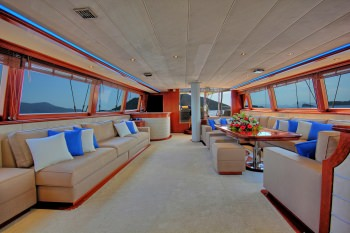Yacht JABU 2