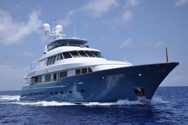 Yacht NITA K