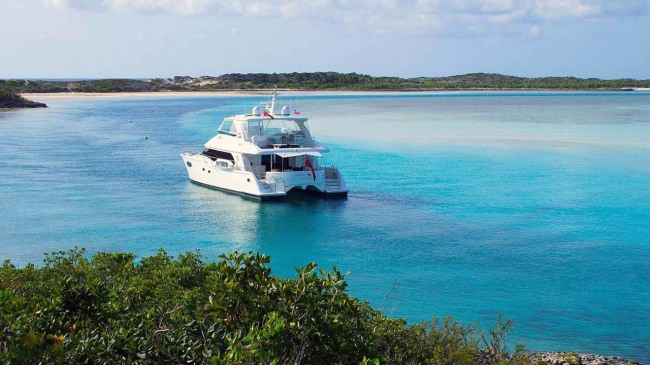 Yacht SEAGLASS