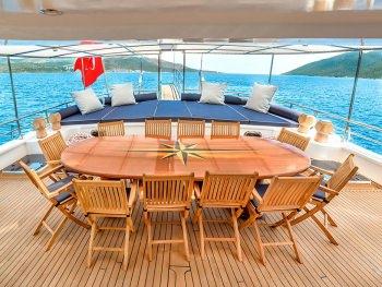 Yacht BELLAMARE - 5