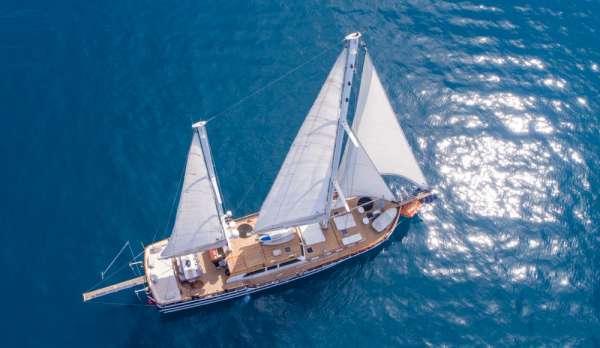 Yacht DEA DEL MARE - 10