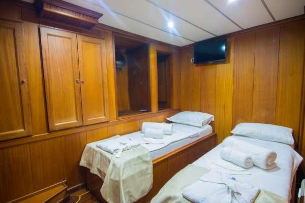 Yacht DEA DEL MARE - 12