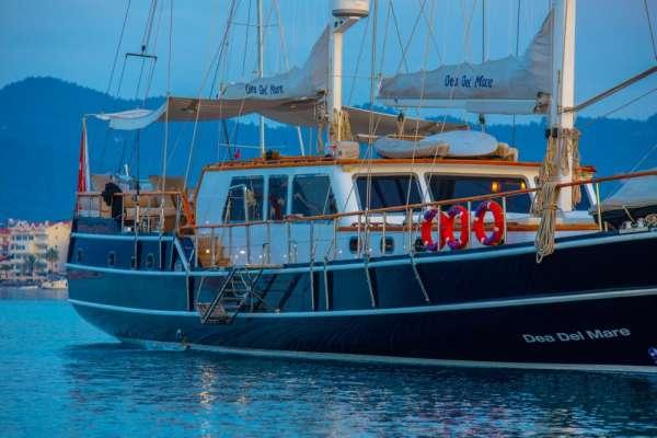 Yacht DEA DEL MARE - 17