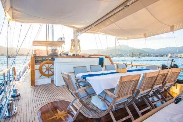 Yacht DEA DEL MARE - 19