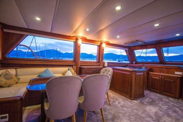 Yacht DEA DEL MARE 2