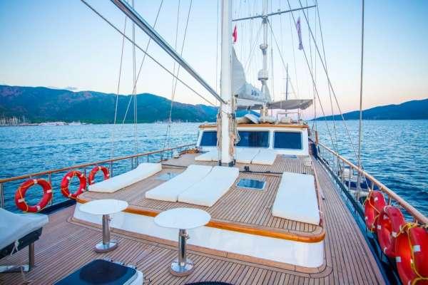 Yacht DEA DEL MARE - 4