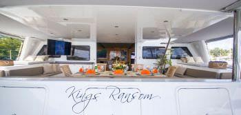 Yacht KINGS RANSOM  - 11