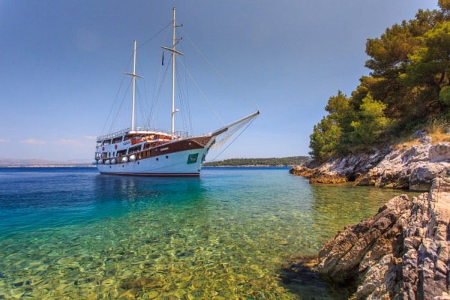 Yacht CESARICA