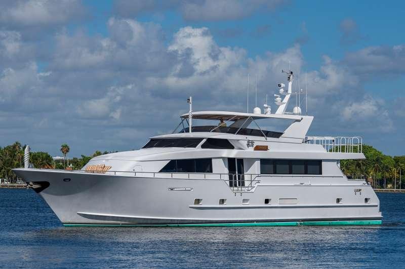 Yacht OASIS