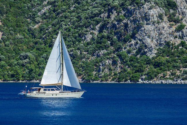 Yacht TANGO CHARLIE