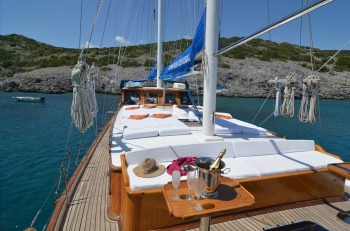 Yacht SOUTHERN CROSS TIMER - 4