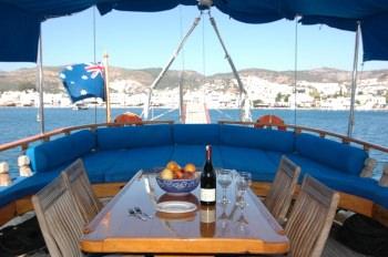 Yacht SOUTHERN CROSS TIMER - 5