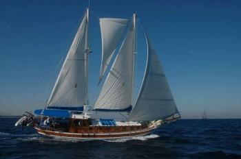 Yacht SOUTHERN CROSS TIMER - 8