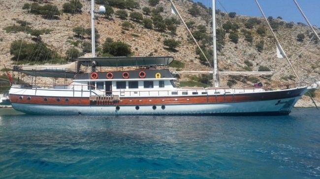 Yacht OGUZBEY