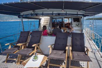 Yacht ALBA - 14