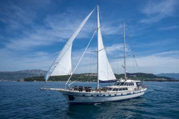 Yacht ALBA - 17