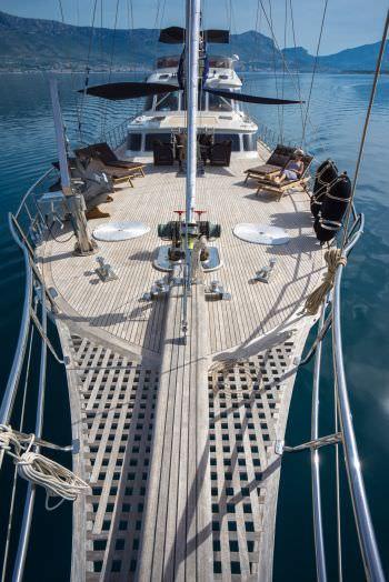 Yacht ALBA - 18