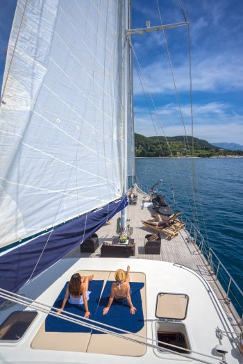 Yacht ALBA - 4