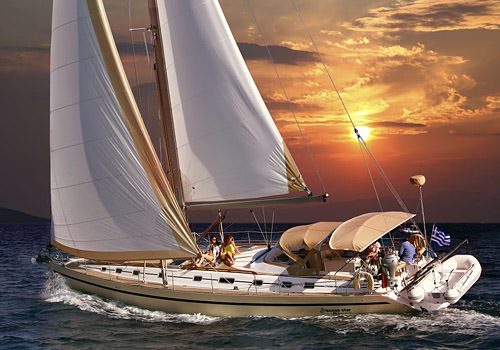 Imbarcazione MYTHOS