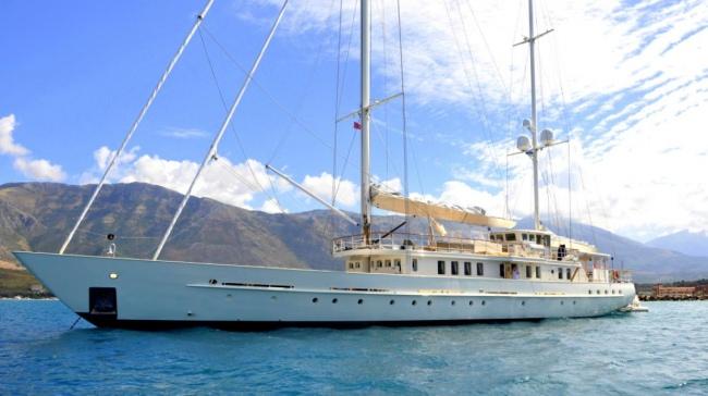 Yacht DIONE STAR