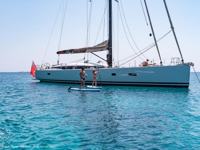 Yacht NEYINA