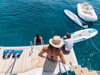 Yacht NEYINA - 12