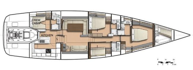 NEYINA's layout
