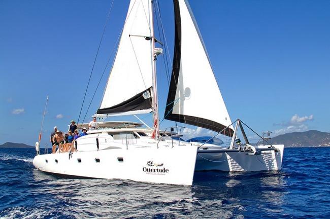 Yacht OTTERTUDE