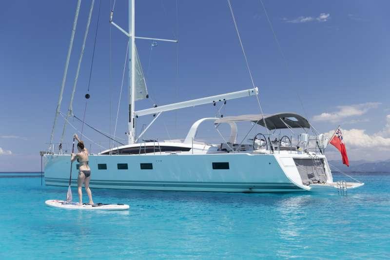 Yacht JEANNEAU 64