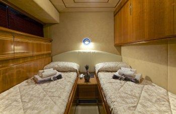 GEEPEE Twin cabin