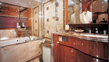 CAMELOT Master Bathroom