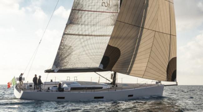 Yacht CANTELOUP VIII