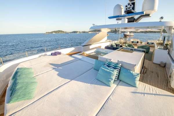 Yacht ENTOURAGE - 16